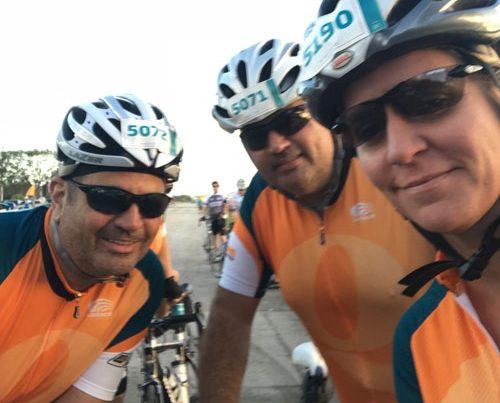 roof tech associates DCC tackle cancer