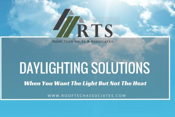 roof tech associates daylighting