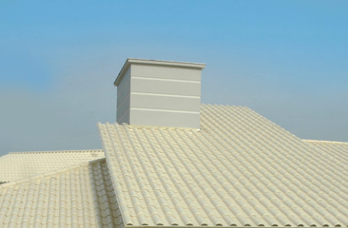 Tettogres Tile roofing