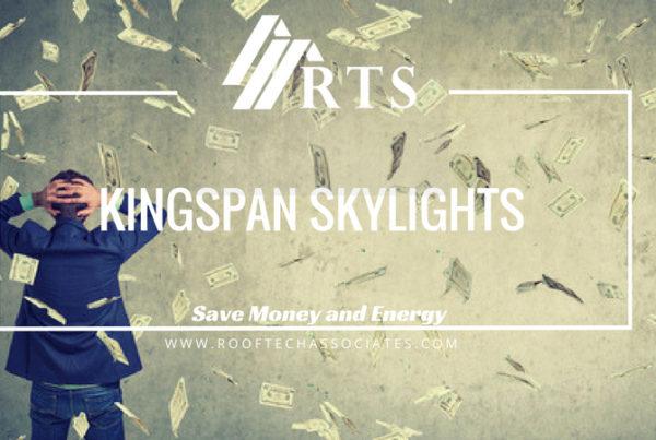 roof texh associates Kingspan high performance skylights
