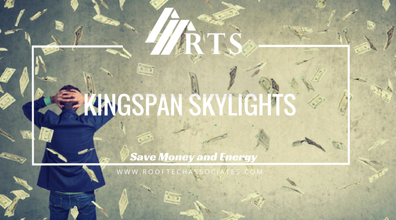 roof texh associates Kingspan high performance skylights