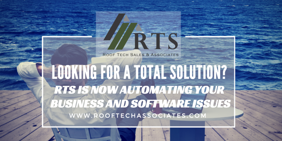 A Total Software Solution ProDBX - Roof Tech Sales and Associates
